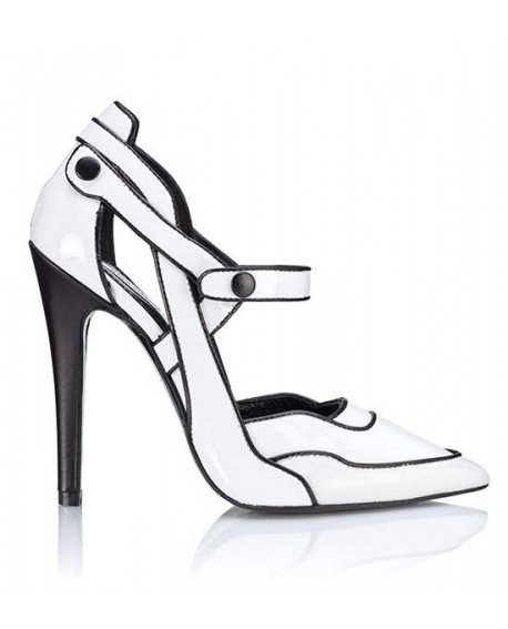 Stiletto Realness by Ana Locking B/W