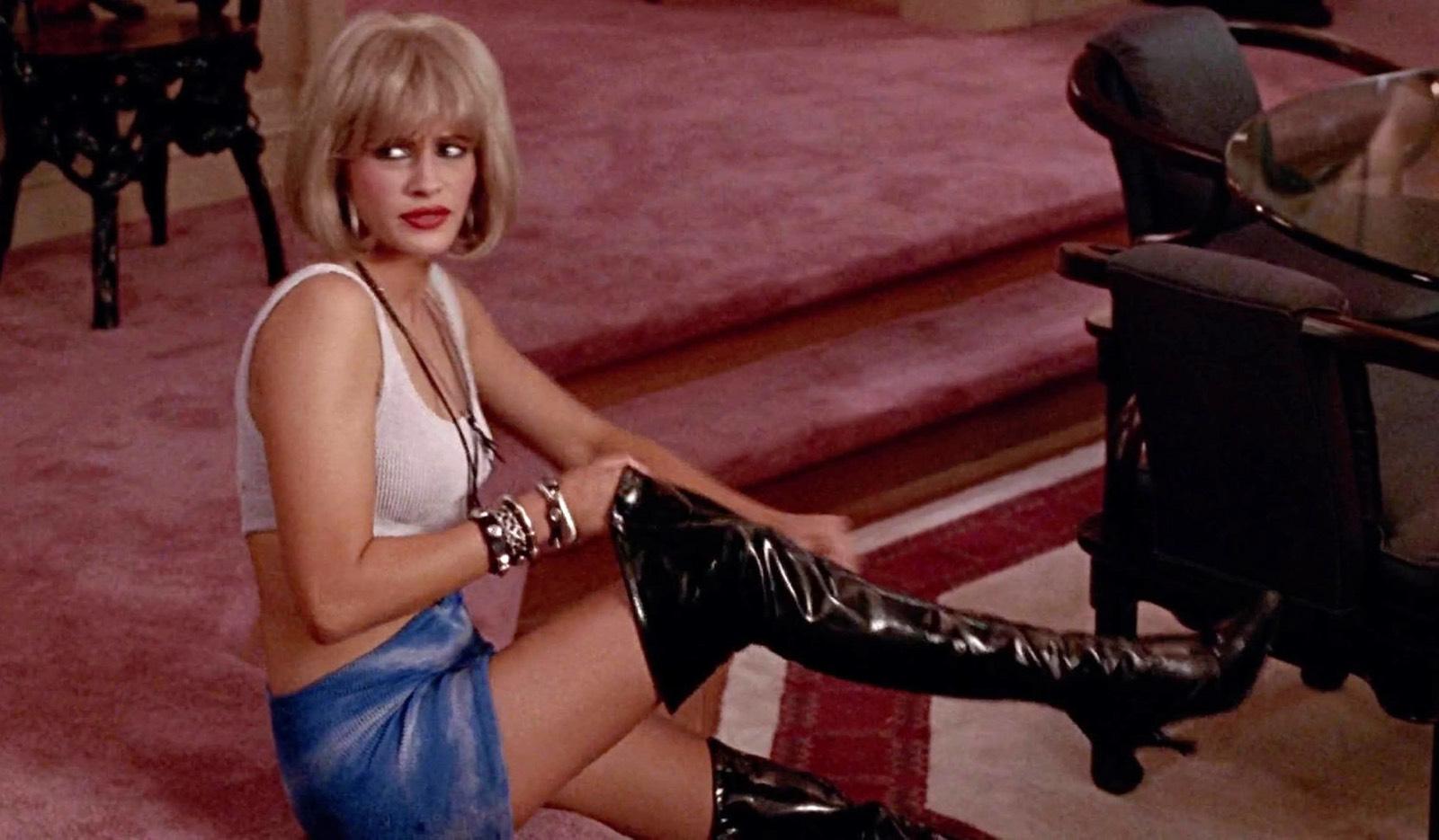 Zapatos de película - Miss García