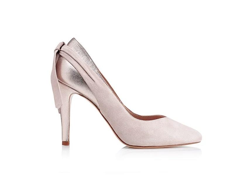 Zapato de tacón Daniela Novia - Miss García