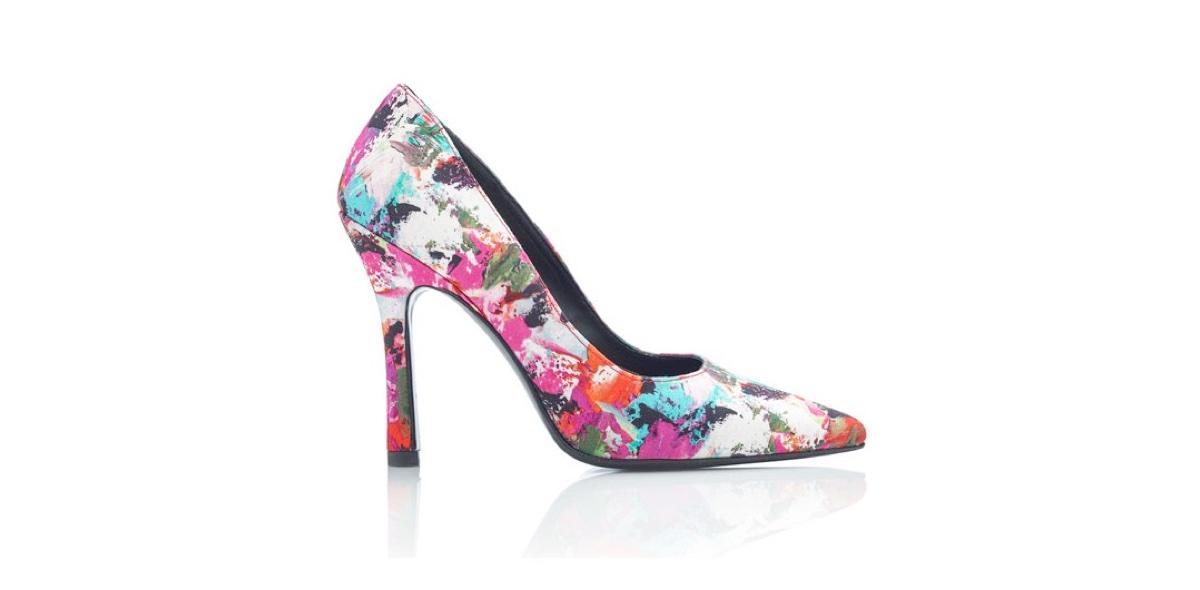 Zapato de tacón alto Salon Pinture - Miss García