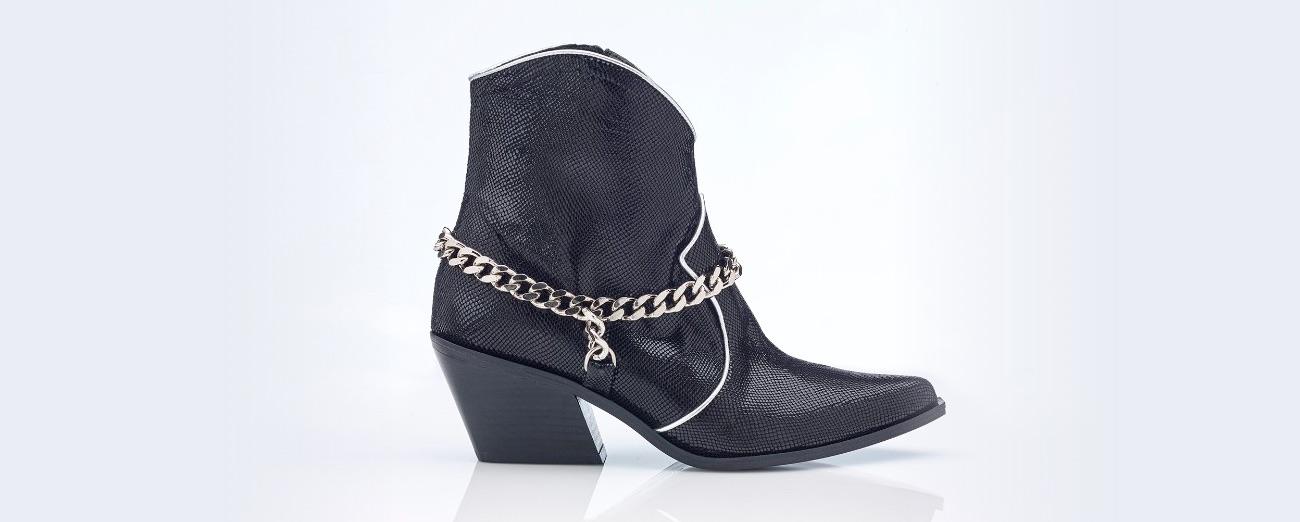 Botas estilo cowboy Luna - Miss García
