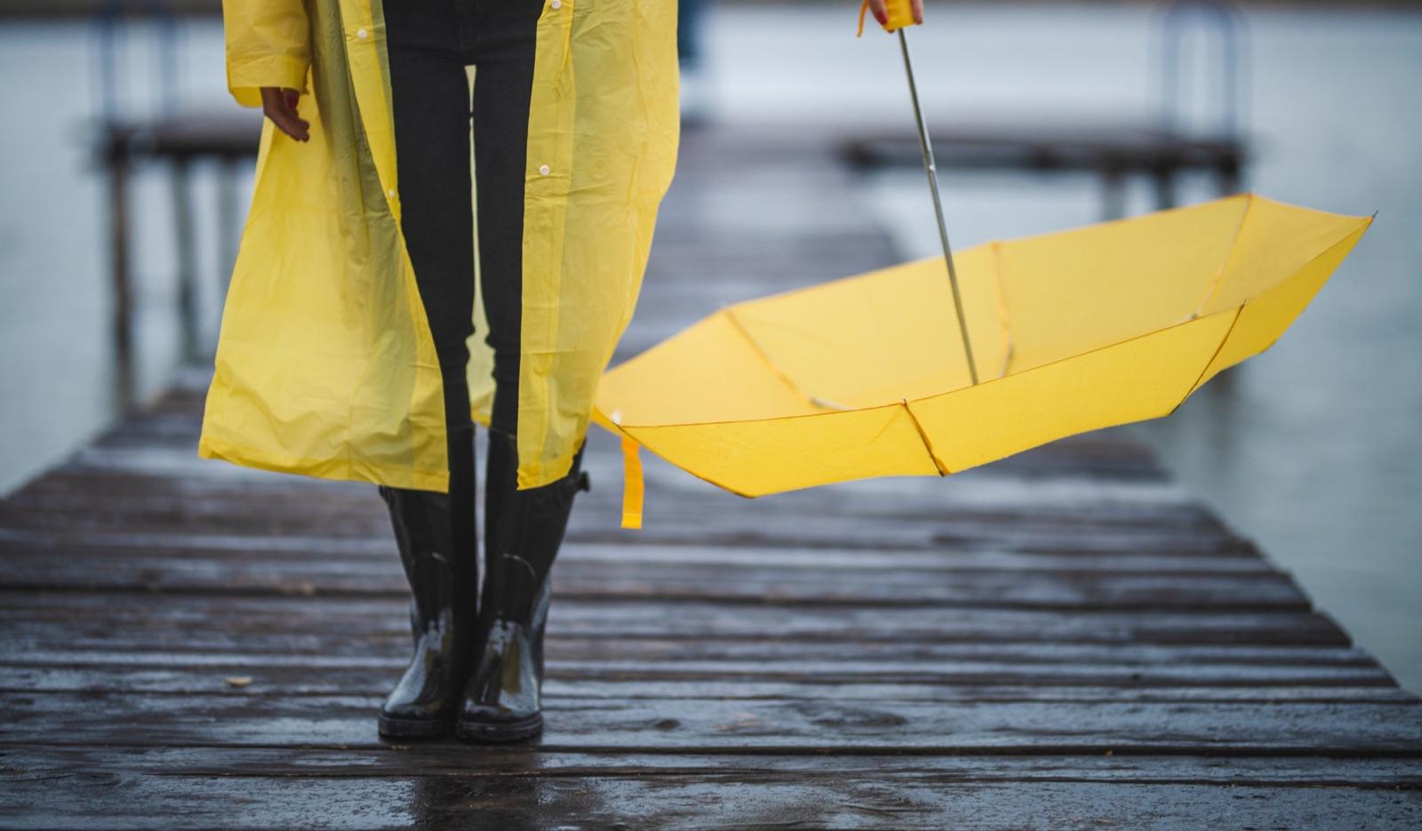 Botas de agua: evita la lluvia y el frío
