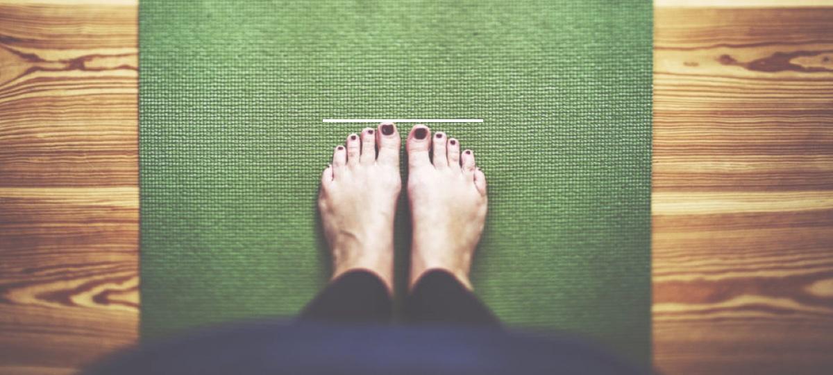 Medir tus pies para elegir bien la talla de zapatos