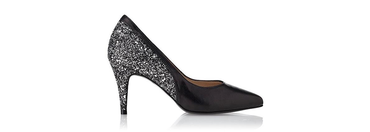 Zapato de tacón medio Kate Negro - Miss García