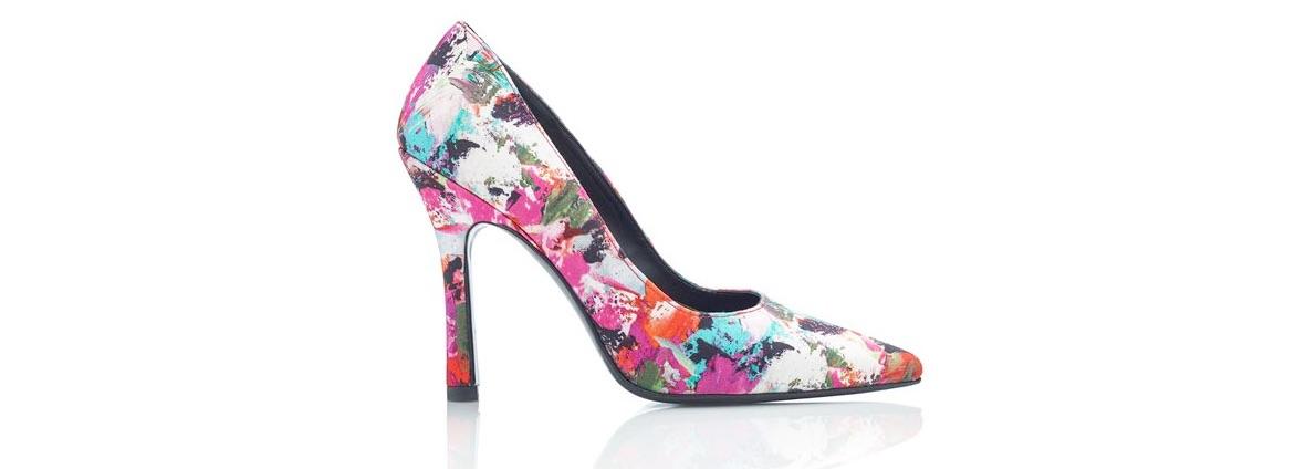 Zapato de tacón Salon Pinture - Miss García