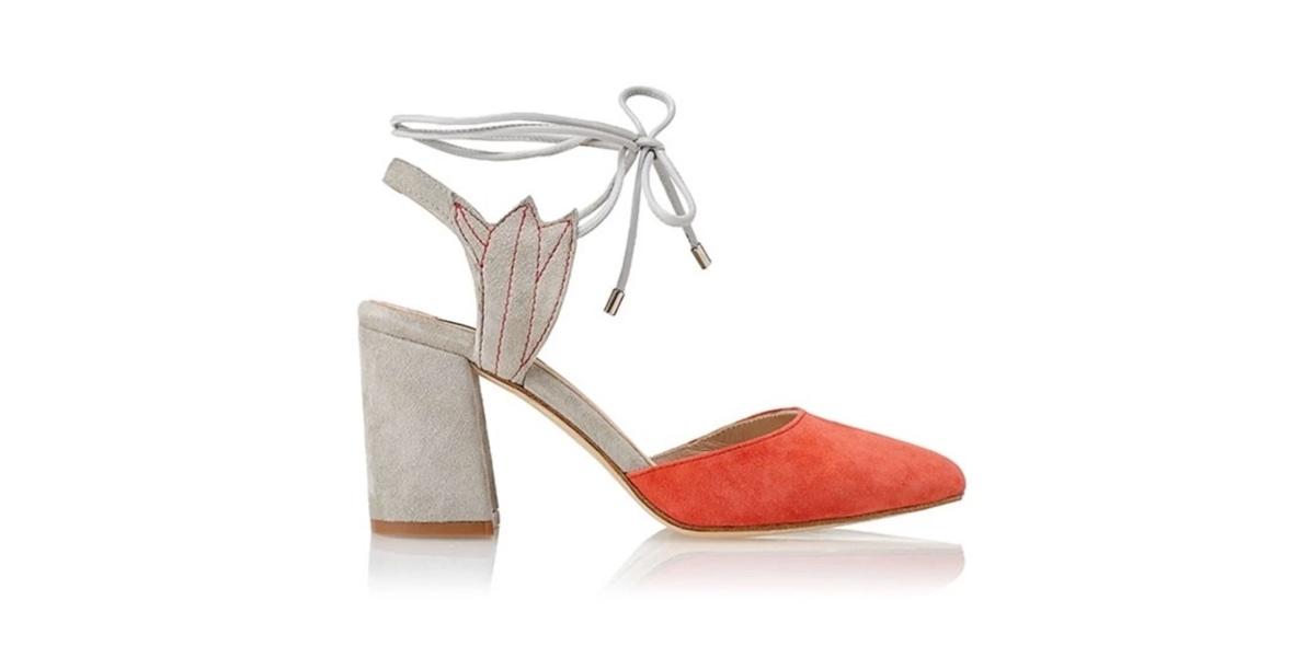 Zapato de tacón ancho Daiquiri - Miss García