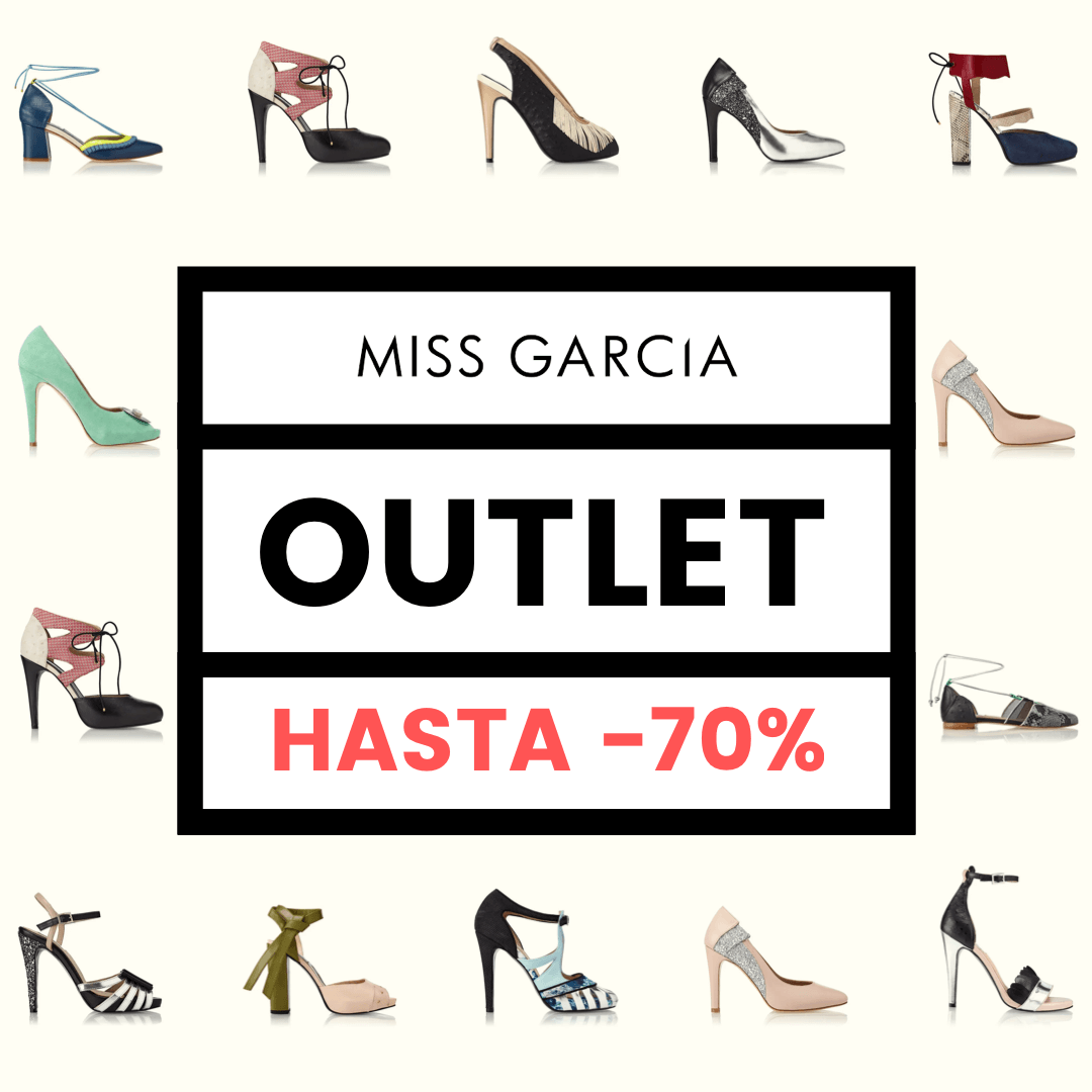Miss Garcia - Outlet hasta 70%